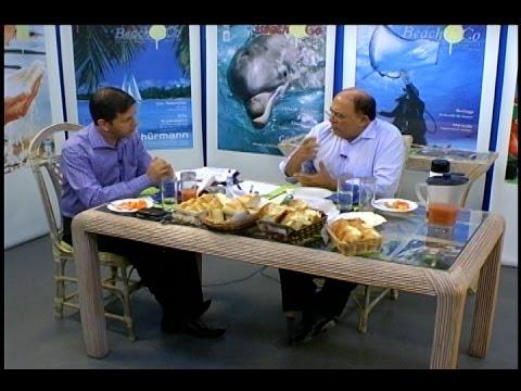 TV Costa Norte - Café com Fernando Moreira - sec. de Administração e Finanças