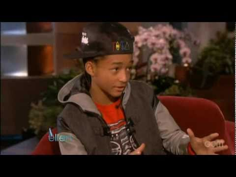 Jaden Smith Ellen s Birthday s Surprise