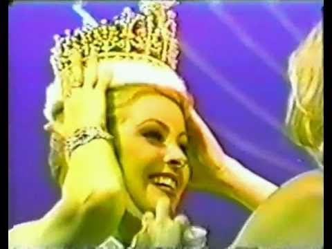 Miss International 1995 Video