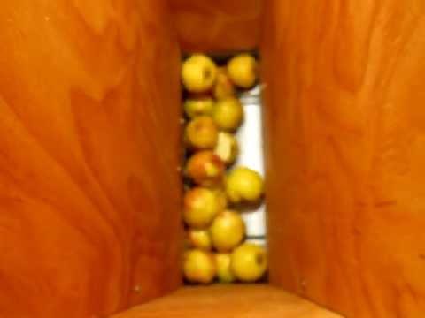 Пресс своими руками для яблок