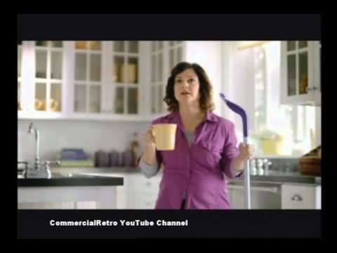 Swiffer Wet Jet Better Clean 2012 Commercial