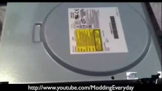 How to Flash Any (Phat) BenQ Xbox 360 DVD Drive with LT+ 3.0