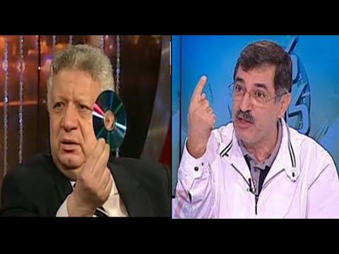 مرتضي منصور نفخ علاء صادق ومسح بكرامته الارض - مرحمهوش +18