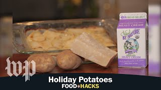 Holiday Potatoes | Mary Beth Albright's Food Hacks - WASHINGTONPOST
