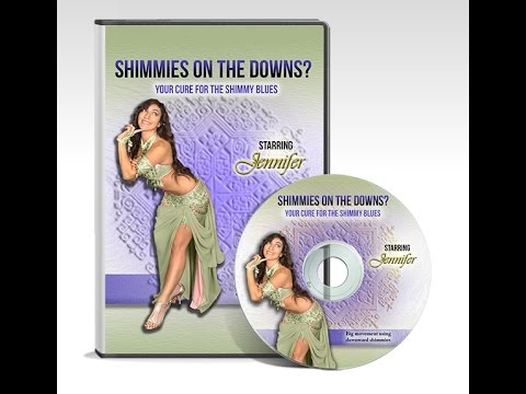 Shimmies On The Downs? DVD Trailer