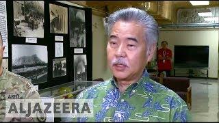 Hawaii: False missile alert sparks panic in the island - ALJAZEERAENGLISH