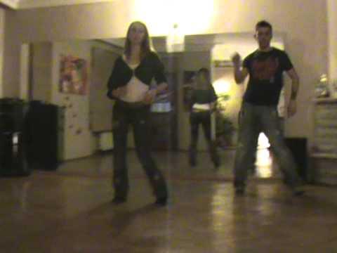 salsa ankara dans akademisi bachata dersi shine kombinasyonu Evren Zeren