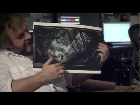 Peter Jackson Says Thank You For Watching The Live Event