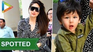 Kareena Kapoor Khan and Taimur attend Birthday Party at See Princess - HUNGAMA