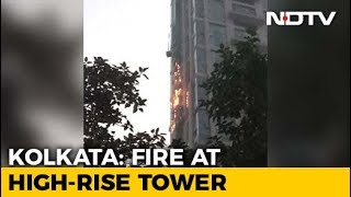 Fire At Kolkata's Tallest Building 'The 42' Brought Under Control - NDTV