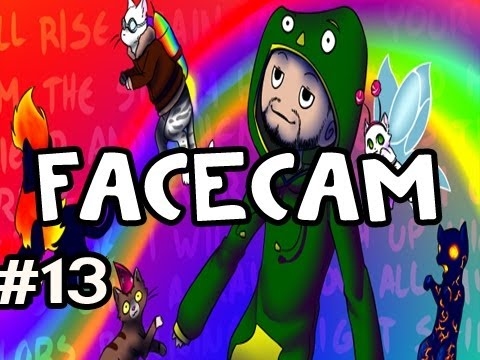 Techno Kitten Adventure FACECAM: Indie Game w/Nova #13 - NEW KITTENS!