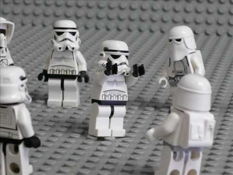 lego star wars U can`t touch this