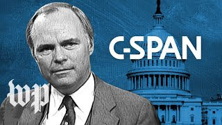 Opinion | Washington is full of waste. C-SPAN lets us wallow in it. - WASHINGTONPOST