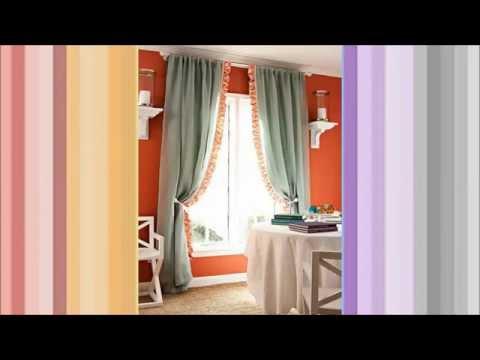 Ideas para hacer cortinas modernas que combinen con la decoracion