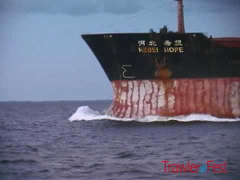 Trawler Tips Ship Avoidance