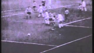 Newcastle - 1 Sporting - 0 de 1968/1969 Uefa