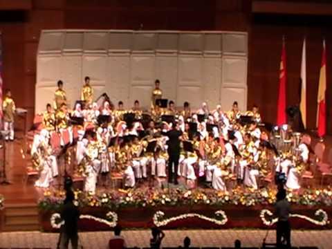 Finale SBP Wind Orchestra 2011 - SMS Machang