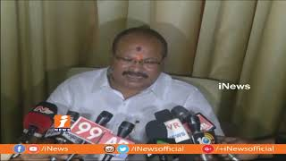 BJP kanna Lakshmi Narayana Slams TDP Leaders Comments Over Non-Bailable Warrant To AP CM | iNews - INEWS