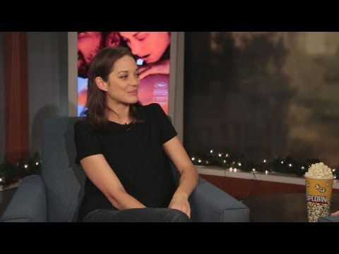 Marion Cotillard on Her Rapid Transition to American Cinema