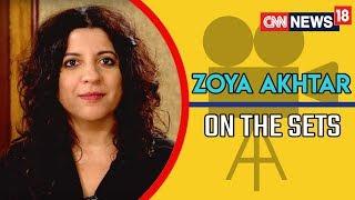 Zoya Akhtar Reveals What She's Like On Set - IBNLIVE