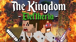 Thumbnail van The Kingdom - #4 - WE WORDEN AANGEVALLEN!! - Eleftheria