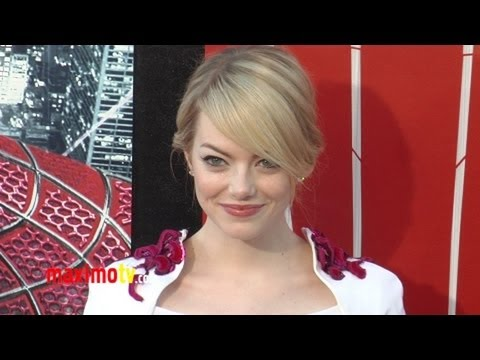 """The Amazing Spider-Man"" World Premiere ARRIVALS Andrew Garfield, Emma Stone"