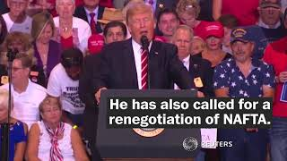 3 ways Trump has promoted his 'America first' doctrine - WASHINGTONPOST