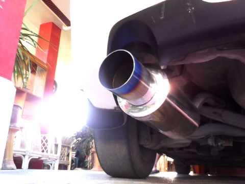 Mazda 3 1.6 Full Pipe Exhaust HKS Cebu