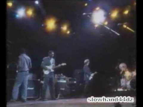Eric Clapton Buddy Guy Robert Cray - Sweet Home Chicago - Live Blues Night 1990