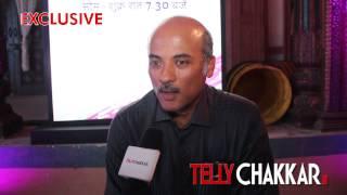 Filmmaker Sooraj Barjatya talks about his show Mere Rang Mein Rangne Wali - TELLYCHAKKAR