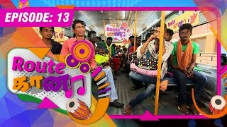 Route Gaana 09-08-2015 – Vendhar TV Show Episode 13