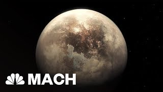 Astronomers Discover A New Earth-Like Planet That Could Sustain Life | Mach | NBC News - NBCNEWS