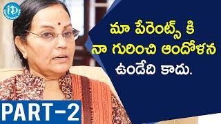 Retd IFS Officer CS Ramalakshmi Interview Part #2 || Dil Se With Anjali - IDREAMMOVIES