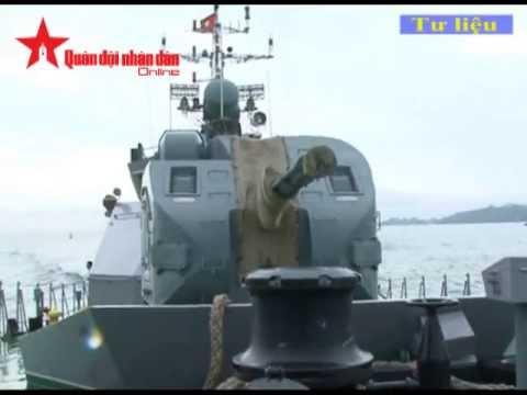 Sản xuất tàu pháo ở Z173