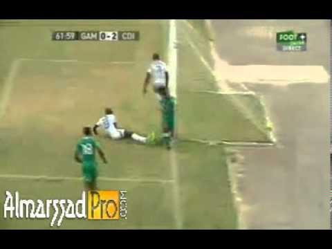 Gambia 0-3 Cote D Ivoire