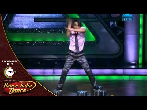 Dance India Dance Season 3 Feb. 25 '12 - Pradeep Gurung