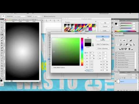 DBD Tuts | How to make an easy poster in Photoshop CS5