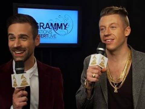 GRAMMY Awards Nomination Show Interview - Macklemore & Ryan Lewis