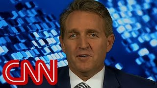 Flake: I'm not comparing Trump to Stalin - CNN