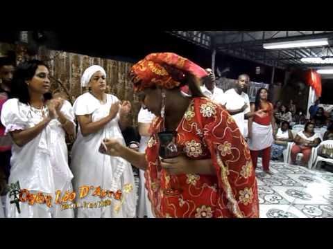 Festa de Maria Padilha da Figueira do Inferno 2013 - Mãe Luciana D'Omulú