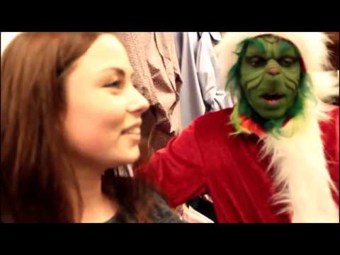 The Grinch Impression