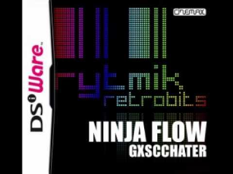 Rytmik Retrobits - Ninja Flow by GXSCChater