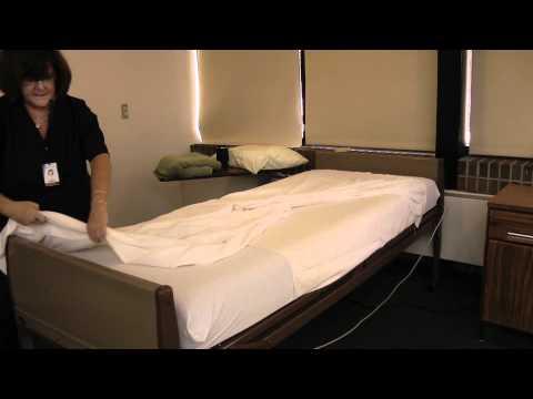 0102 Unoccupied Bed