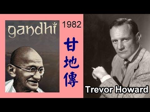 TREVOR HOWARD  (GANDHI 1982)