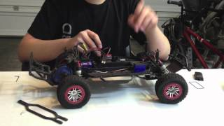 Quick tips with Traxxas Receivers - YouTube
