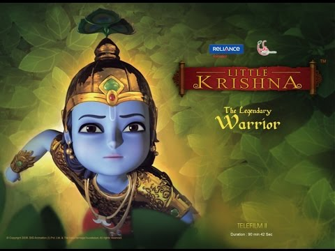 01_1501 LITTLE KRISHNA TELEFILM2 THE LEGENDARY WARRIOR