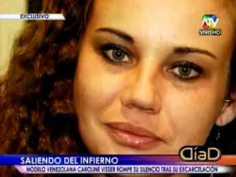 Modelo Venezolana Caroline Viesser