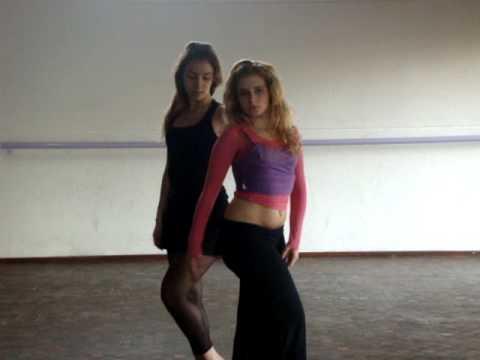 Sexy Dance - Coreografía