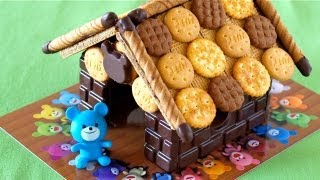 How to Make Bourbon Petit Bear Chocolate House  