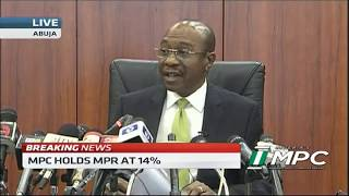 (Full Speech) Nigeria MPC retains MPR at 14% - ABNDIGITAL